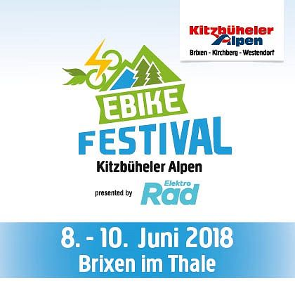 E-Bike Festival im Brixental